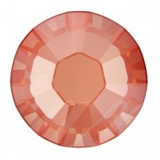 Swarovski 2038 XILION Rose SS10 (2.8mm) Crystal Orange Glow DeLite (80 vnt)