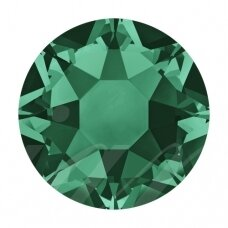 Swarovski 2078 XIRIUS Rose SS12 (3.2mm) Emerald (70 vnt)