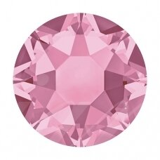Swarovski 2078 XIRIUS Rose SS12 (3.2mm) Light Rose (70 vnt)