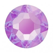 Swarovski 2078 XIRIUS Rose SS20 (4.8mm) Crystal Electric Violet DeLite (45 vnt)