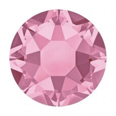 Swarovski 2078 XIRIUS Rose SS20 (4.8mm) Light Rose (45 vnt)