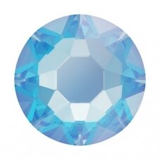Swarovski 2078 XIRIUS Rose SS34 (7mm) Crystal Electric Blue DeLite (15 vnt)