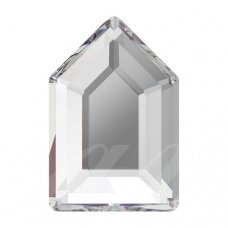Swarovski 2774 Elongated Pentagon 12.5x8.4mm Crystal (2 vnt)