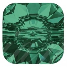Swarovski 3009 Rivoli Square 12mm Emerald (4 vnt)