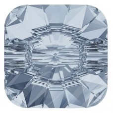 Swarovski 3009 Rivoli Square 14mm Crystal Blue Shade (2 vnt)