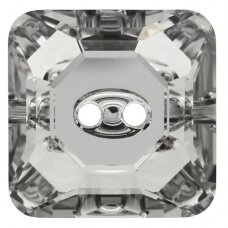 Swarovski 3017 Square 14mm Crystal