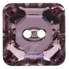 Swarovski 3017 Square 16mm Light Amethyst