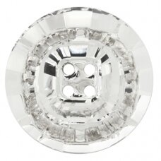 Swarovski 3018 Rivoli (4 skylutės) 23mm Crystal unfoiled