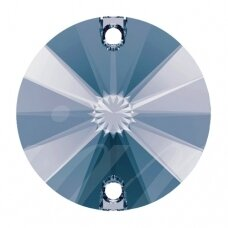Swarovski 3200 Rivoli Round 14mm Denim Blue (2 vnt)