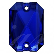 Swarovski 3252 Emerald Cut 20mm Majestic Blue