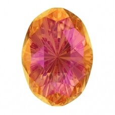 Swarovski 4160 Mystic Oval 14x10mm Crystal Astral Pink