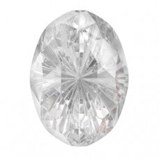 Swarovski 4160 Mystic Oval 14x10mm Crystal