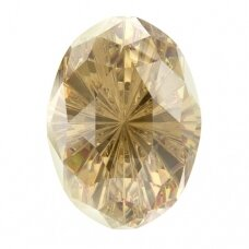 Swarovski 4160 Mystic Oval 18x13mm Light Colorado Topaz