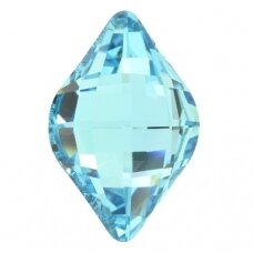 Swarovski 4230 Lemon 14x9mm Aquamarine (2 vnt)