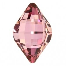 Swarovski 4230 Lemon 23x15mm Crystal Antique Pink