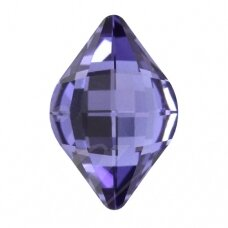 Swarovski 4230 Lemon 23x15mm Tanzanite