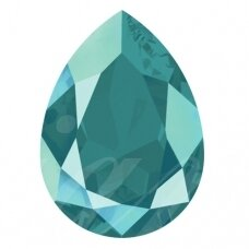 Swarovski 4320 Pear 14x10mm Crystal Azure Blue