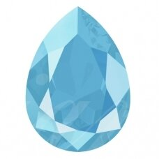 Swarovski 4320 Pear 14x10mm Crystal Summer Blue