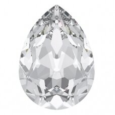 Swarovski 4320 Pear 18x13mm Crystal