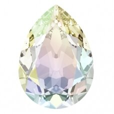 Swarovski 4320 Pear 8x6mm Crystal AB (2 vnt)