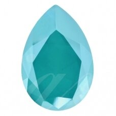 Swarovski 4327 Pear 30x20mm Crystal Azure Blue