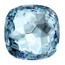 Swarovski 4483 Fantasy Cushion 14mm Aquamarine