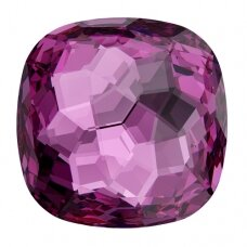 Swarovski 4483 Fantasy Cushion 8mm Amethyst (2 vnt)