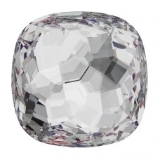 Swarovski 4483 Fantasy Cushion 8mm Crystal (2 vnt)