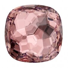 Swarovski 4483 Fantasy Cushion 8mm Vintage Rose (2 vnt)