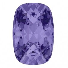 Swarovski 4568 Cushion 8x6mm Tanzanite (4 vnt)