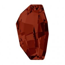 Swarovski 4760 Calypso 22x12.5mm Crystal Red Magma