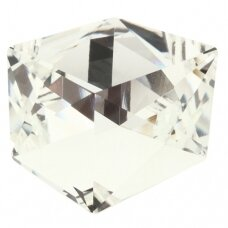 Swarovski 4933 Tilted Dice 27mm Crystal