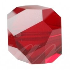 Swarovski 5603 Graphic Cube 8mm Siam (2 vnt)