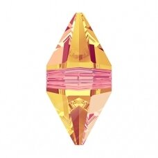 Swarovski 5747 Double Spike 16x8mm Crystal Astral Pink