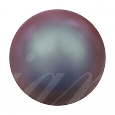 Swarovski 5810 Round 4mm Iridescent Red (50 vnt)