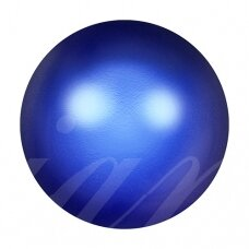 Swarovski 5810 Round 8mm Iridescent Dark Blue (20 vnt)