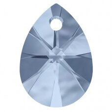 Swarovski 6128 Mini Pear 12mm Denim Blue (2 vnt)