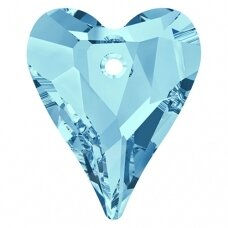 Swarovski 6240 Wild Heart 12mm Aquamarine