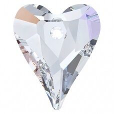 Swarovski 6240 Wild Heart 12mm Crystal AB