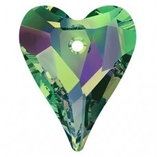 Swarovski 6240 Wild Heart 12mm Crystal Vitrail Medium