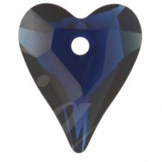 Swarovski 6240 Wild Heart 17mm Dark Indigo