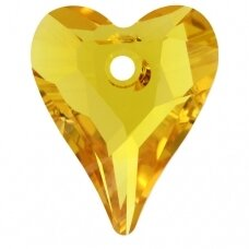 Swarovski 6240 Wild Heart 17mm Sunflower