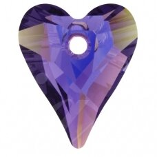 Swarovski 6240 Wild Heart 17mm Tanzanite AB