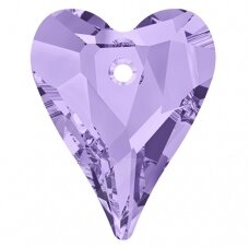 Swarovski 6240 Wild Heart 27mm Tanzanite
