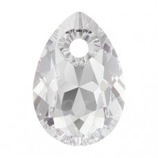 Swarovski 6433 Pear Cut 16mm Crystal
