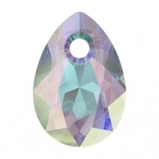 Swarovski 6433 Pear Cut 16mm Crystal AB