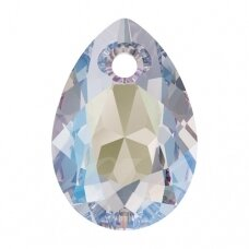 Swarovski 6433 Pear Cut 16mm Crystal Shimmer