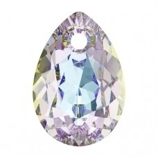 Swarovski 6433 Pear Cut 16mm Crystal Vitrail Light