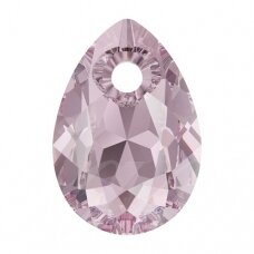 Swarovski 6433 Pear Cut 16mm Light Amethyst