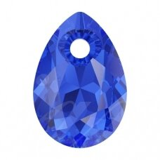 Swarovski 6433 Pear Cut 16mm Majestic Blue